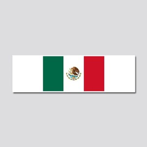 Mexico Car Magnet 10 x 3