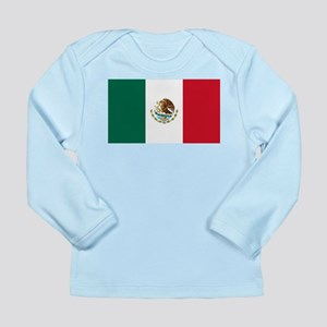 Mexico Long Sleeve Infant T-Shirt