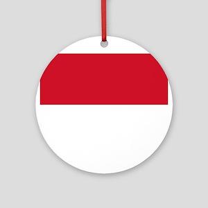 Monaco Ornament (Round)