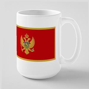 Montenegro Large Mug