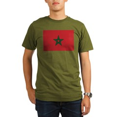 Morocco Organic Men's T-Shirt (dark)
