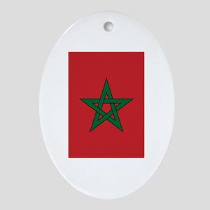 Morocco Ornament (Oval)