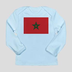 Morocco Long Sleeve Infant T-Shirt