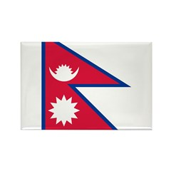Nepal Rectangle Magnet (100 pack)