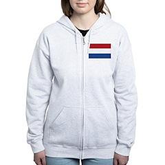 Netherlands Zip Hoodie