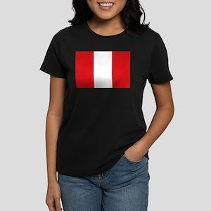 Peru Women's Dark T-Shirt