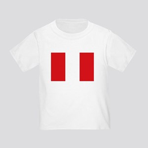 Peru Toddler T-Shirt