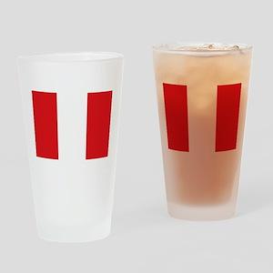 Peru Drinking Glass