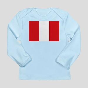 Peru Long Sleeve Infant T-Shirt