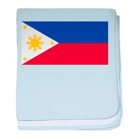 Philippines baby blanket