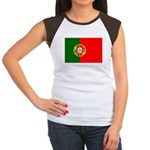 Portugal Women's Cap Sleeve T-Shirt