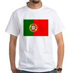 Portugal White T-Shirt