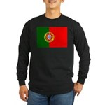 Portugal Long Sleeve Dark T-Shirt