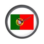 Portugal Wall Clock