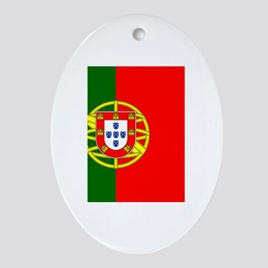 Portugal Ornament (Oval)