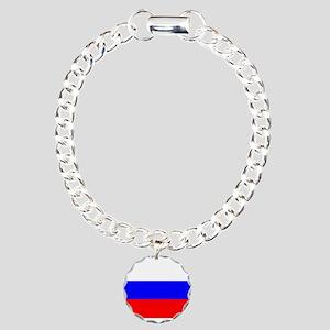 Russia Charm Bracelet, One Charm