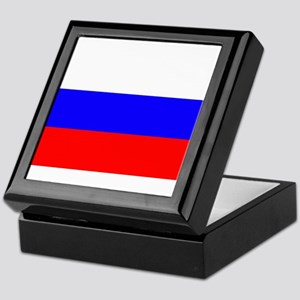 Russia Keepsake Box