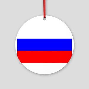 Russia Ornament (Round)