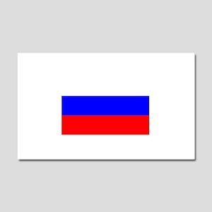 Russia Car Magnet 20 x 12