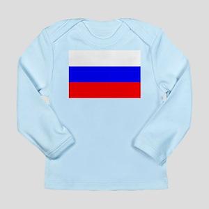 Russia Long Sleeve Infant T-Shirt