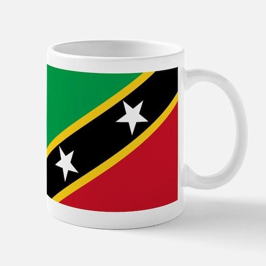 Saint Kitts and Nevis Mug