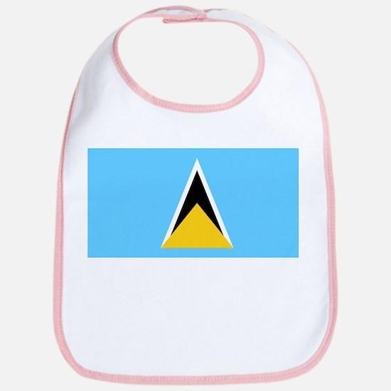 Saint Lucia Bib