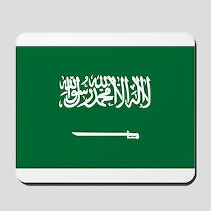 Saudi Arabia Mousepad