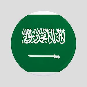 "Saudi Arabia 3.5"" Button"