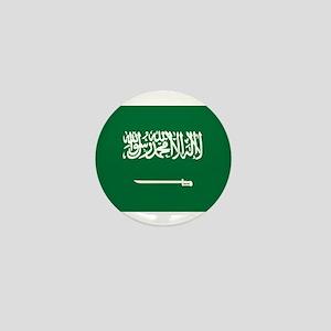 Saudi Arabia Mini Button