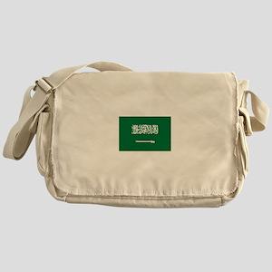 Saudi Arabia Messenger Bag