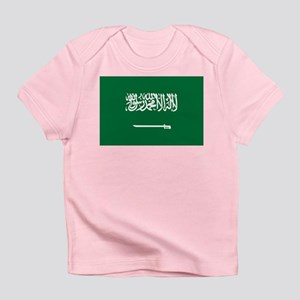 Saudi Arabia Infant T-Shirt