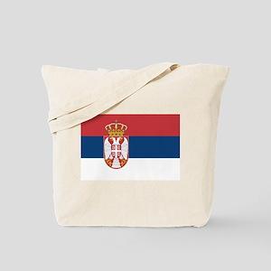 Serbia Tote Bag