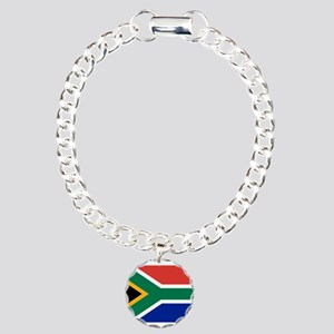 South Africa Charm Bracelet, One Charm