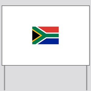 South Africa Yard Sign