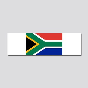 South Africa Car Magnet 10 x 3