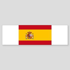 Spain Sticker (Bumper)