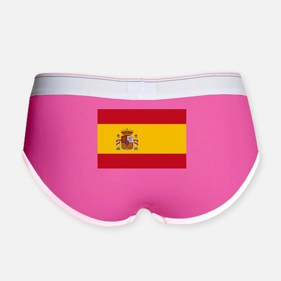 Spain Women's Boy Brief