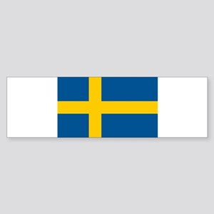 Sweden Sticker (Bumper)