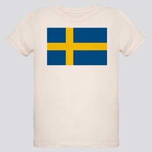 Sweden Organic Kids T-Shirt