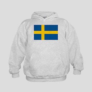 Sweden Kids Hoodie