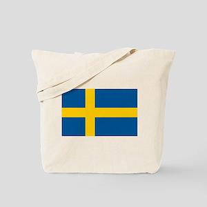 Sweden Tote Bag