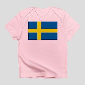 Sweden Infant T-Shirt