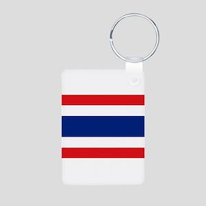 Thailand Aluminum Photo Keychain