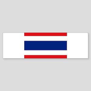 Thailand Sticker (Bumper)