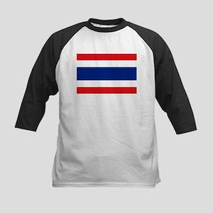 Thailand Kids Baseball Jersey