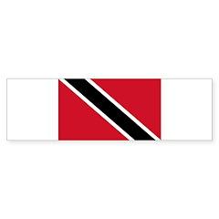 Trinidad and Tobago Sticker (Bumper)