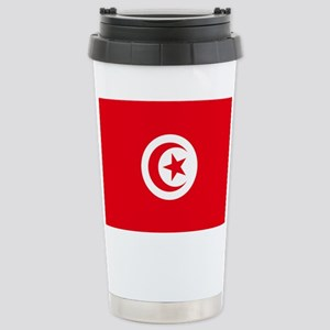 Tunisia Stainless Steel Travel Mug