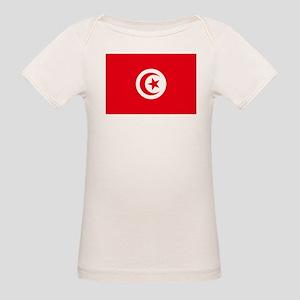 Tunisia Organic Baby T-Shirt