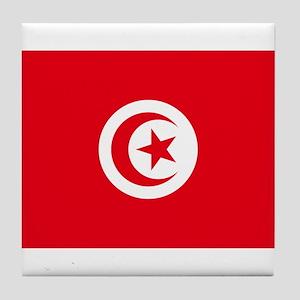 Tunisia Tile Coaster
