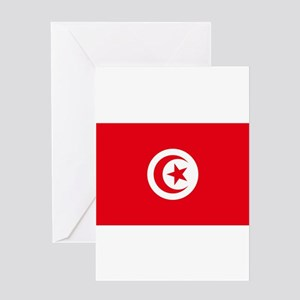 Tunisia Greeting Card